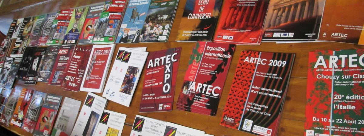catalogues-ARTEC