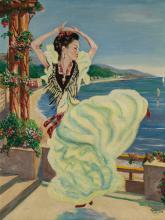 La Danseuse espagnole - ARTEC