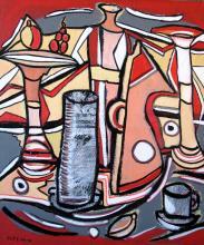 Série Vases # 27 - ARTEC