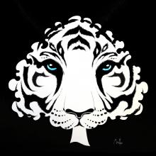 Tiger tree - ARTEC